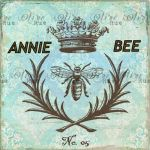 Annie Bee blog signature