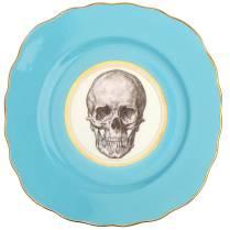 skull side-plate