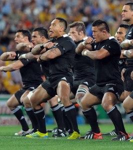 Equipe Nouvelle Zelande
