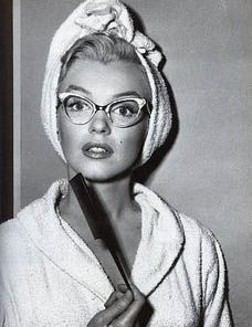 marilyn glasses