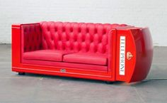 phone box sofa