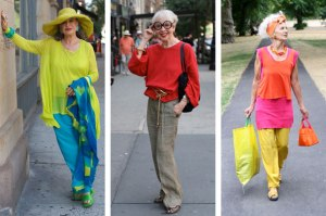 stylish older women