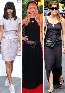 celebs with bum bags