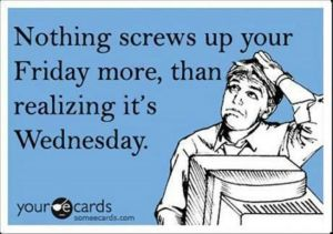 Wednesday humorous picture