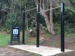 Byron Bay fitness trail