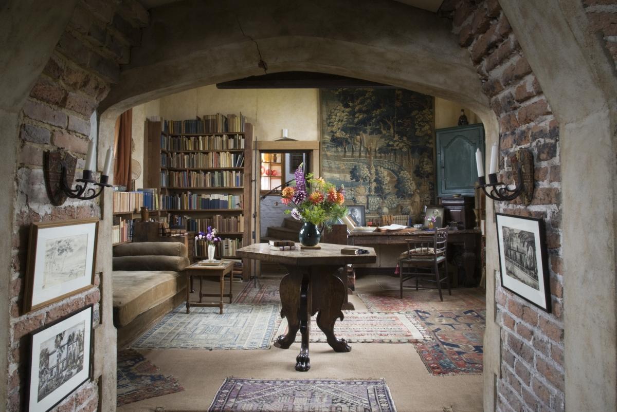 Vita Sackville-West's writing room