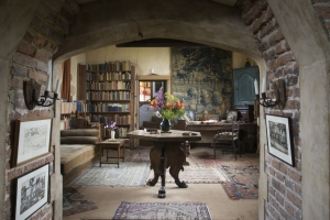 Vita Sackville-West's writing room