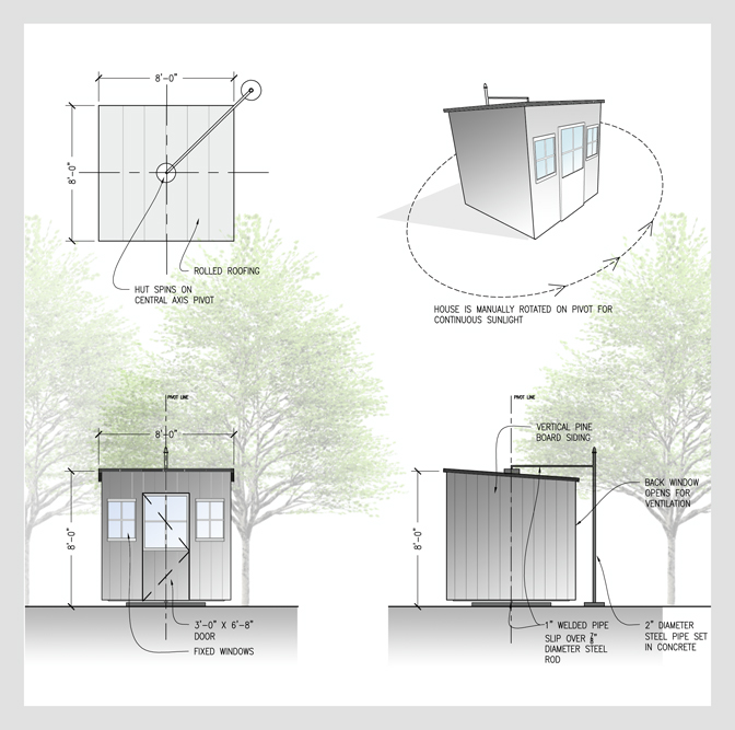 Plans courtesy of Honest Architecture