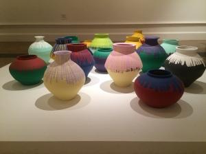 Ai Weiwei vases