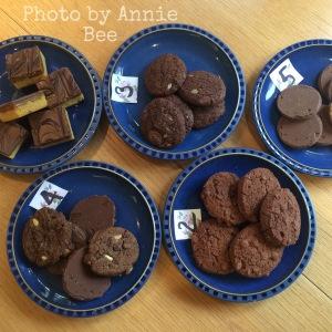 gluten free cookie/biscuit tasting