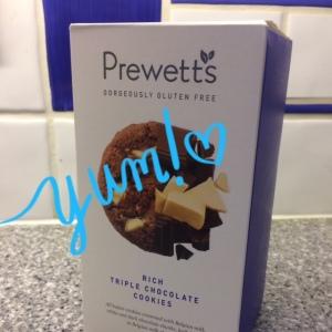 Prewett's winning cookies