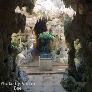 Swiss Garden grotto