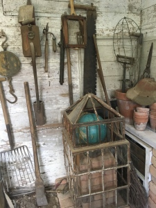 Lawrence Johnstone's Tool Shed, Hidcote
