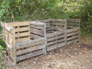 Ideal 3 compost bays