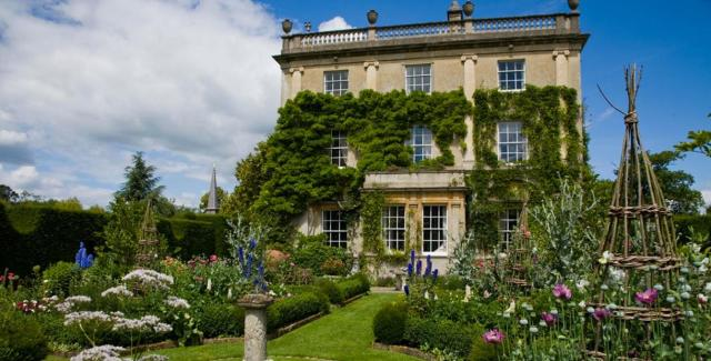 Highgrove house and garden